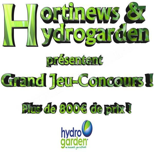 concours hydrogarden
